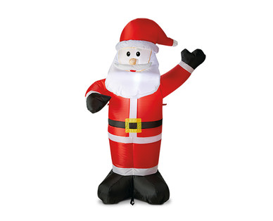 Merry Moments 4' Tall Christmas Inflatables View 3