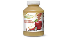 Simply Nature Unsweetened Applesauce. View Details.
