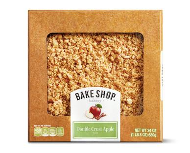 Bake Shop Double Crust Apple Pie