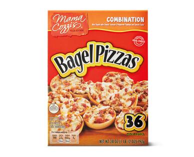 Mama Cozzi's Pizza Kitchen Combination Bagel Pizzas