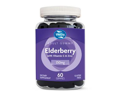 Welby Elderberry Gummy