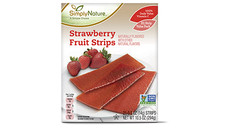 Simply Nature Strawberry Fruit Strips. View Details.