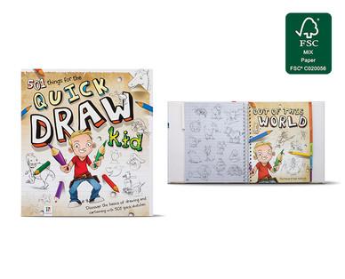 Drawing Book Assortment