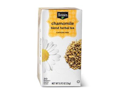 Benner Premium Chamomile Tea