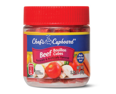 Chef's Cupboard Beef Buillon Cubes