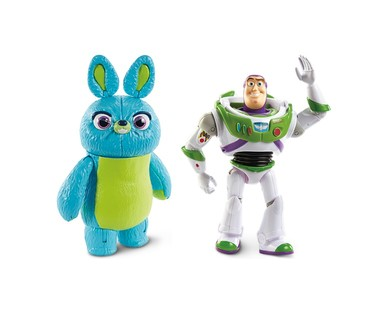 Mattel Toy Story 4 Figures View 2