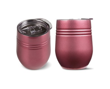 Crofton Double Wall Beverage Cooler or Wine Glass View 3