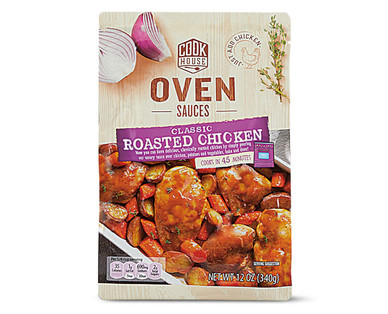 Cook House American Sauce Pouches Roasted Chicken