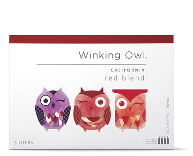 Winking Owl Red Blend