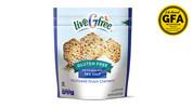 liveGfree Gluten Free Sea Salt Multiseed Crackers