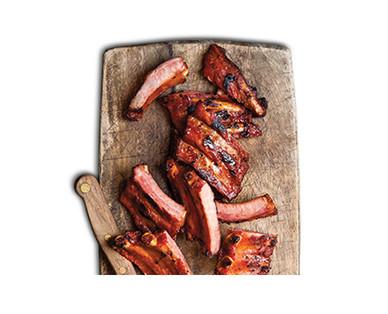 Fresh St. Louis Pork Spareribs View 1
