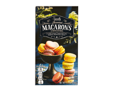 Specially Selected Macarons