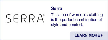 Serra. Women's Clothing. Learn More.