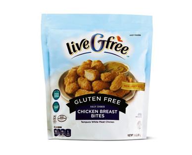 liveGfree Gluten Free Chicken Bites