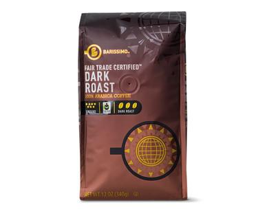 Barissimo Fair Trade Dark Roast Ground Coffee