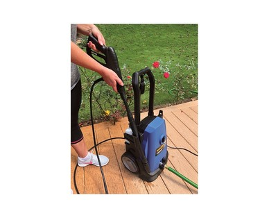 Workzone 1850 Psi Electric Pressure Washer Aldi Us