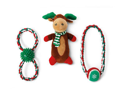 Heart to Tail Dog Toy Set View 3