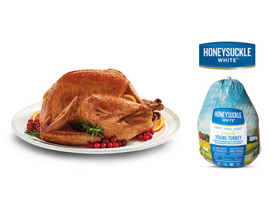 Fresh Whole Turkey View 1