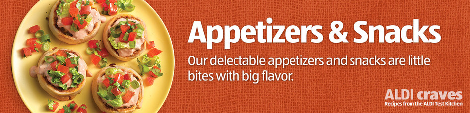 Appetizer and Snacks Recipes