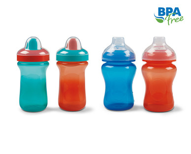Little Journey 2-Pack Sippy Cups View 3