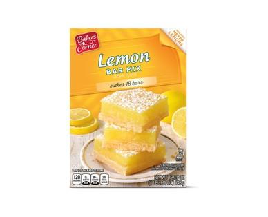 Baker's Corner Lemon Bars Mix View 1