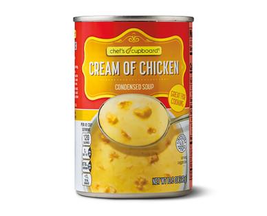 Chef's Cupboard Condensed Cream of Chicken Soup