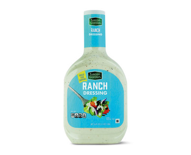 Tuscan Garden Ranch Dressing and Dip