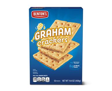 Benton's Honey Graham Crackers