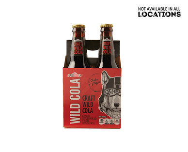 Summit Craft Soda Root Beer or Wild Cola View 2
