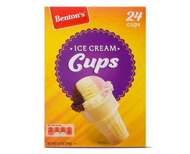 Benton's Ice Cream Cake Cups
