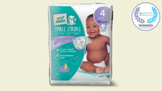 Little Journey Size 4 Diapers. View Details.