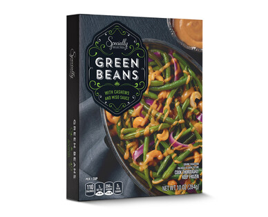 Specially Selected Miso Green Beans