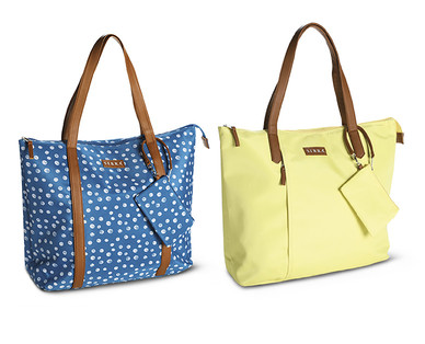 Serra Spring Tote with Coin Purse View 5