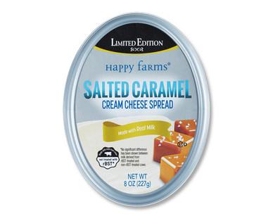 Happy Farms Salted Caramel Cream Cheese Spread