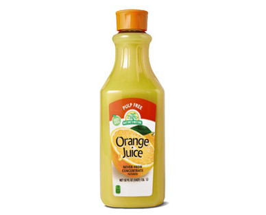 Nature's Nectar Not From Concentrate Orange Juice NoPulp