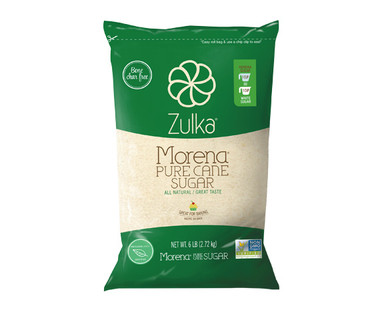 Zulka MorenaPure Cane Sugar