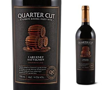 Quarter Cut Bourbon Barrel Cabernet Sauvignon