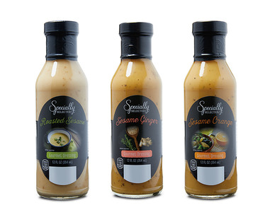Specially Selected Asian Marinades & Dressings