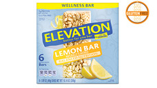 Elevation by Millville Lemon Zest Wellness Bars. View Details.
