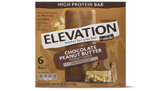 Elevation by Millville Chocolate Peanut Butter High Protein Bars. View Details.