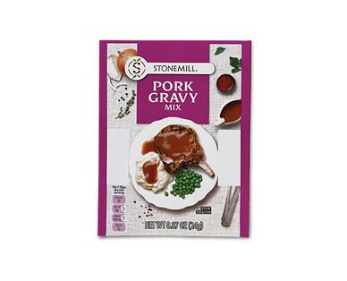 Stonemill Pork Gravy Mix