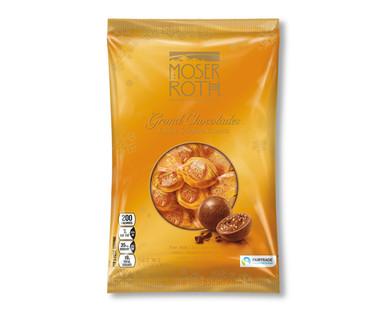 Moser Roth Crispy Caramel Crunch Grand Chocolades