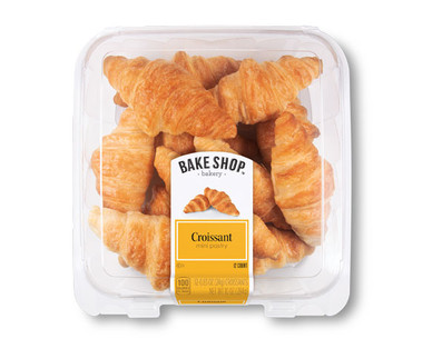 Bake Shop Mini Croissants