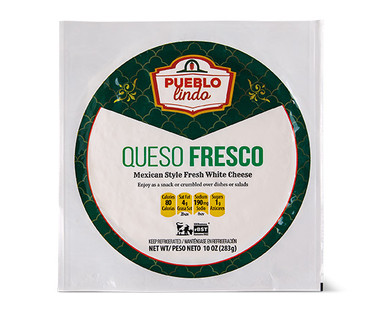 Pueblo Lindo Fresco Cheese