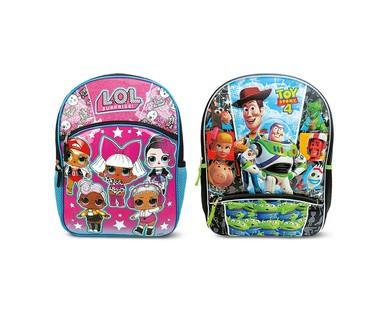 Kid's Licensed Backpack View 3