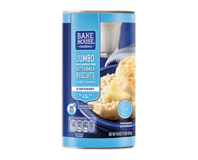 Bake House Creations Jumbo Buttermilk Biscuits