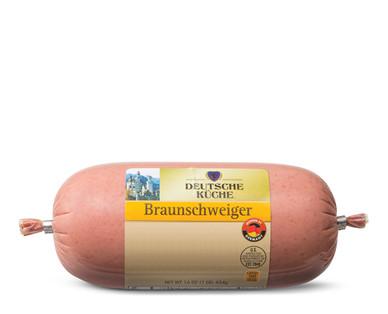 Deutsche Küche Braunschweiger