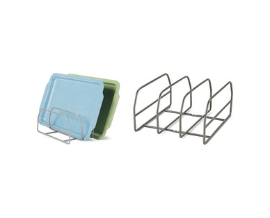Easy Home Mesh Kitchen Cabinet Organizers View 4