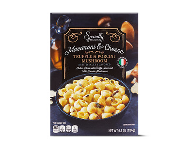 Specially Selected Gourmet Macaroni & Cheese - Truffle Porcini Mushroom