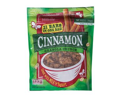 Millville Cinnamon Granola Crunch
